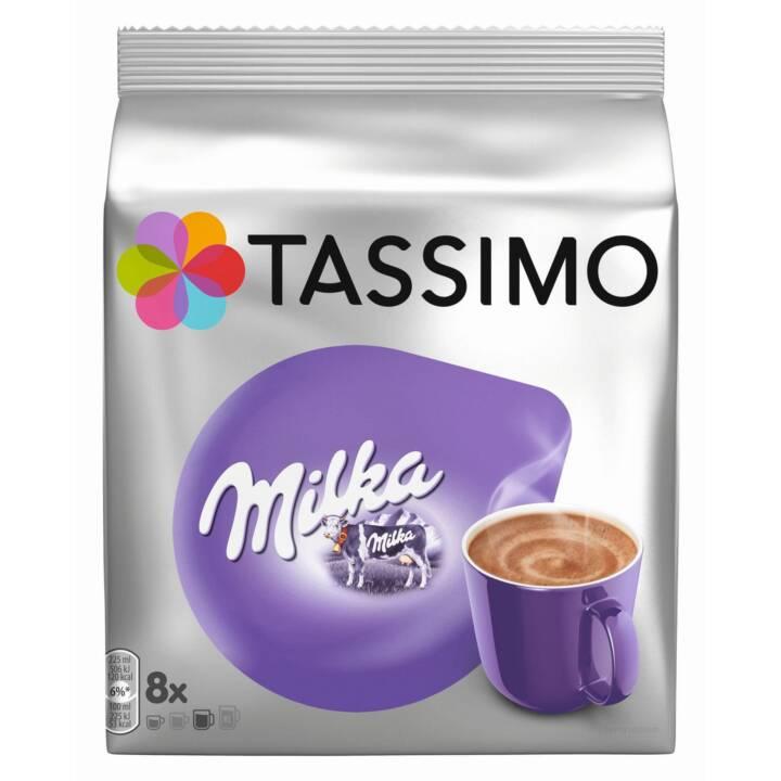 TASSIMO Milka Schokolade (8 Pièce)