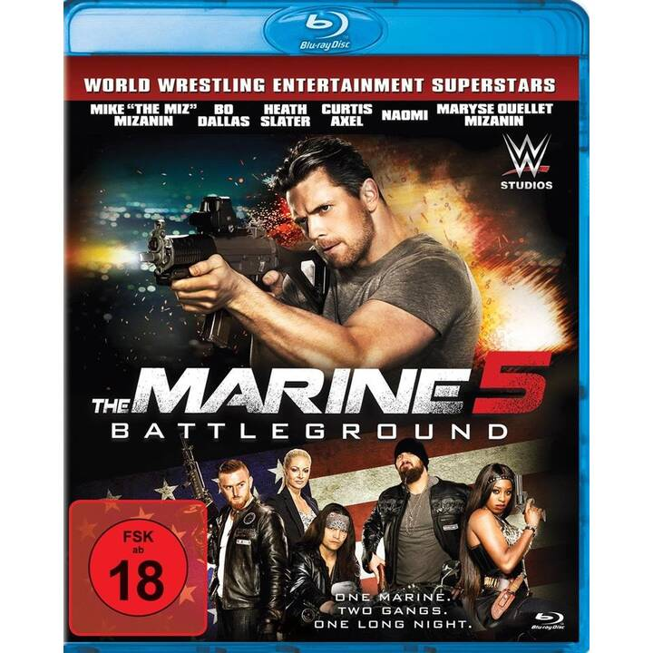 The Marine 5 - Battleground (PT, DE, EN, RU, FR)