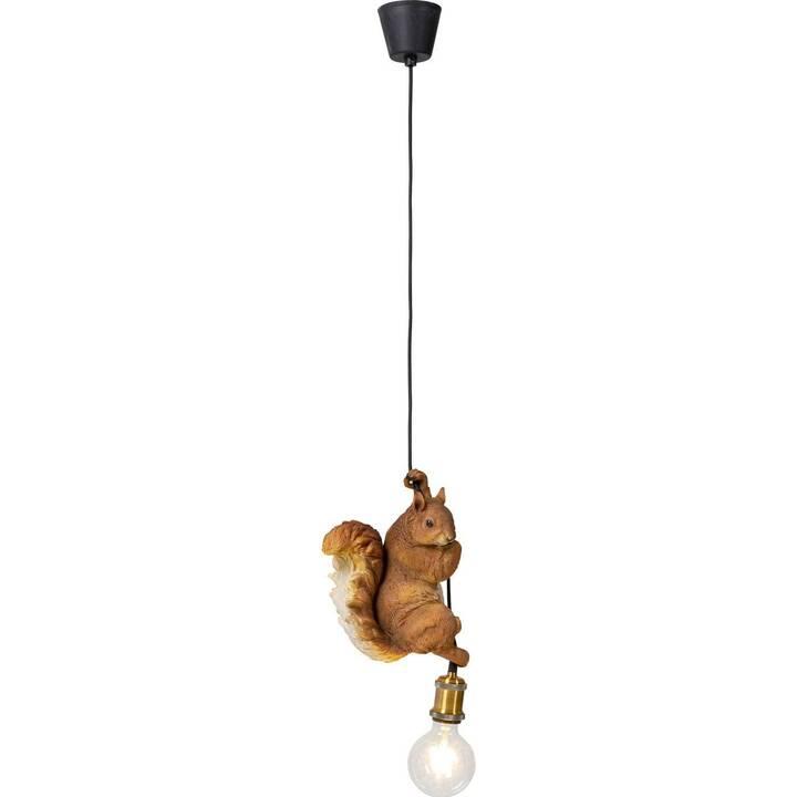KARE Squirrel Lampada o sospensione (Lampada ad incandesce)