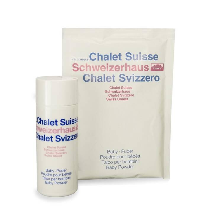 DR. GUBSER'S SCHWEIZERHAUS Poudre pour bébés DS (Neutre, 125 g)