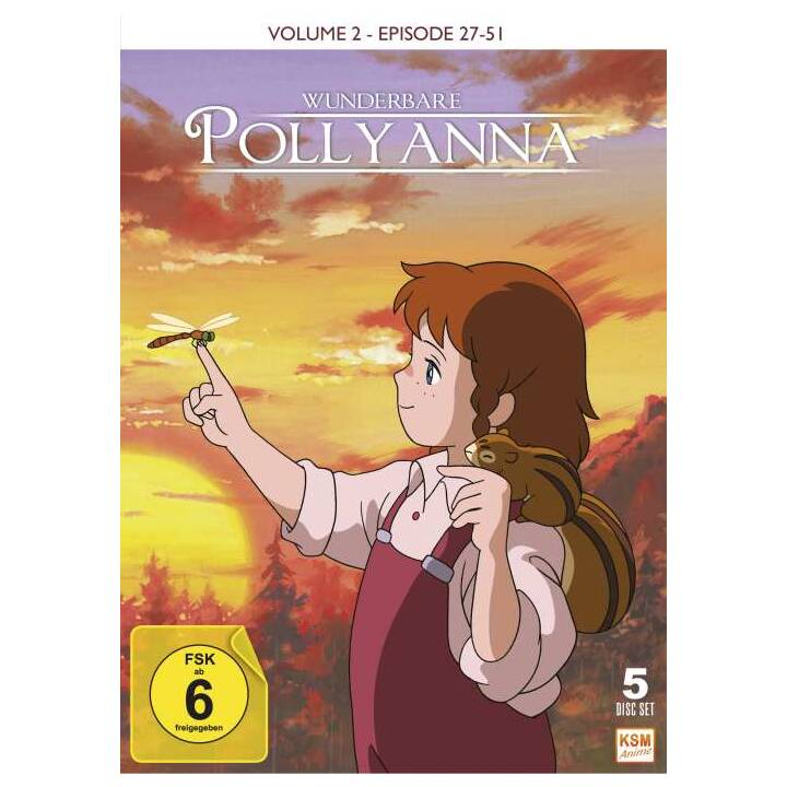 Wunderbare Pollyanna - Vol. 2 - Folge 27-51 (DE)