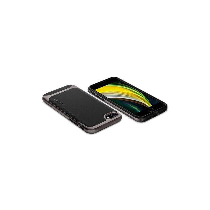 SPIGEN Backcover Neo  (iPhone SE, Nero)