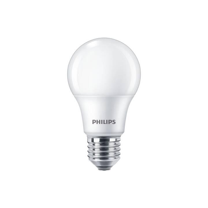 PHILIPS Lampadina LED (E27, 8 W)