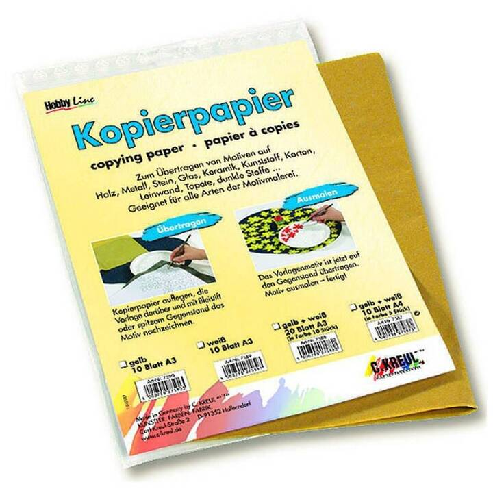 HELIT 7589 Papier photocopie (310 x 400 mm, 10 pièce)