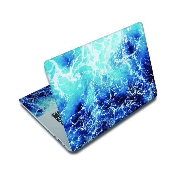 "EG adesivo per laptop 14"" - estate"