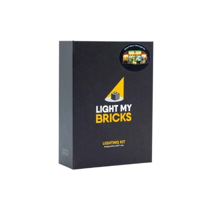 LIGHT MY BRICKS Kwik-E-Mart #71016 (64 pezzo)