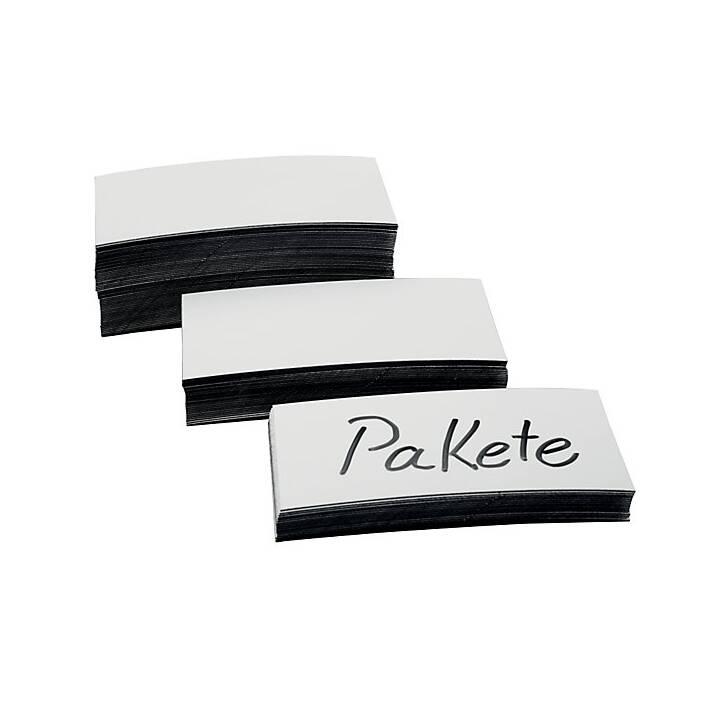 MAGNETOPLAN Etichetta (Bianco, 200 pezzo)