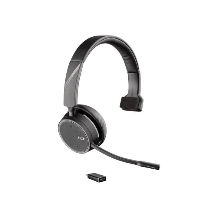 Plantronics Voyager 4210 USB-C - auricolare con microfono