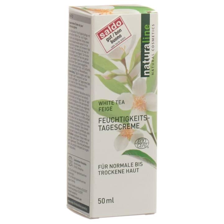 NATURALINE Tagescreme Weiss-Tee für normale & trockene Haut 50 ml