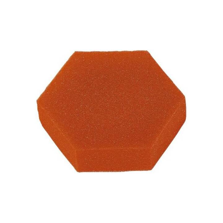 LÄUFER Spunga di umidificatore Ø 7cm (Arancione, 1 Stk)