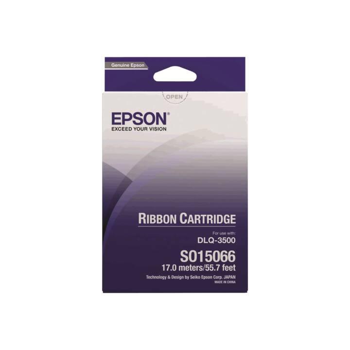 Nastro tessile EPSON S01505066, Nero