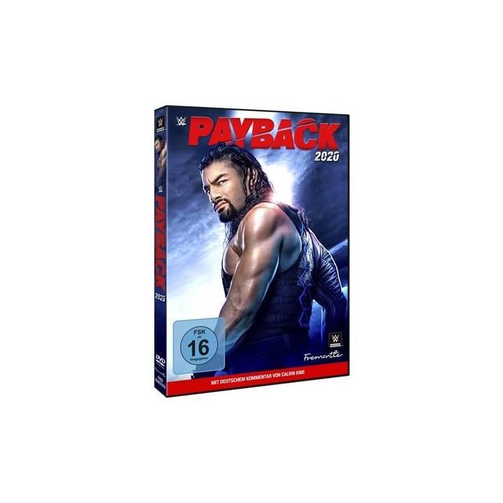 WWE: Payback 2020 (DE)