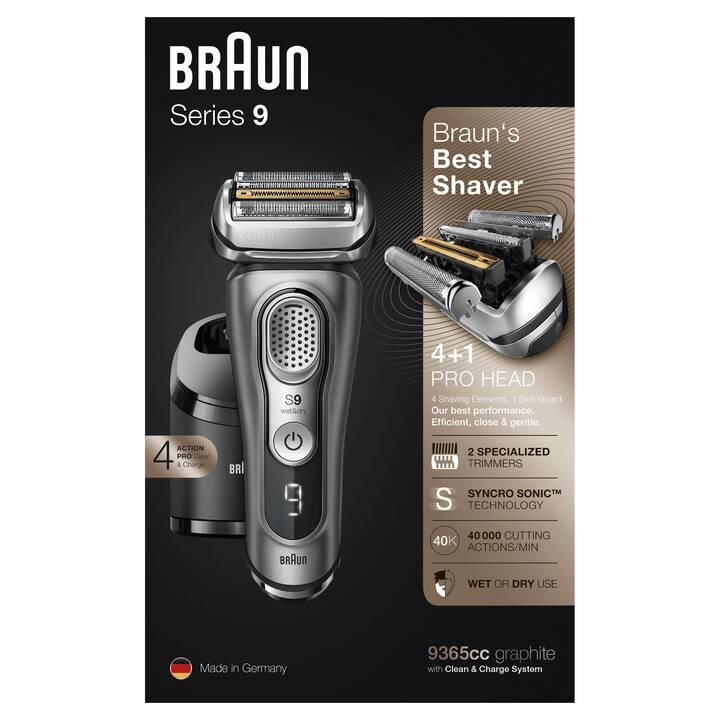 BRAUN 9-9365 CC (Rasoirs électriques)