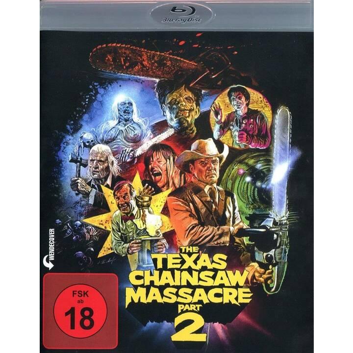 The Texas Chainsaw Massacre 2 (DE, EN)
