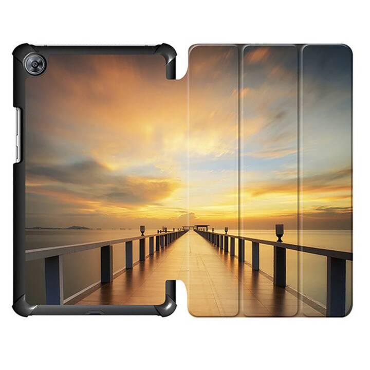 "EG MTT Custodia tablet per Huawei Mediapad M5 8.4"" - Cielo"