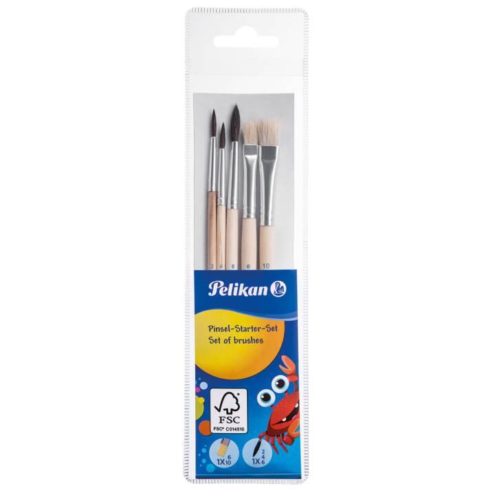 PELIKAN set di pennelli starter 5 pezzi