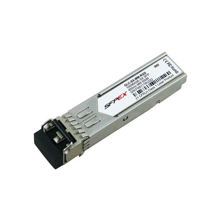 CISCO SFP (Mini-GBIC)-Transceiver-Modul, 1000Base-SX