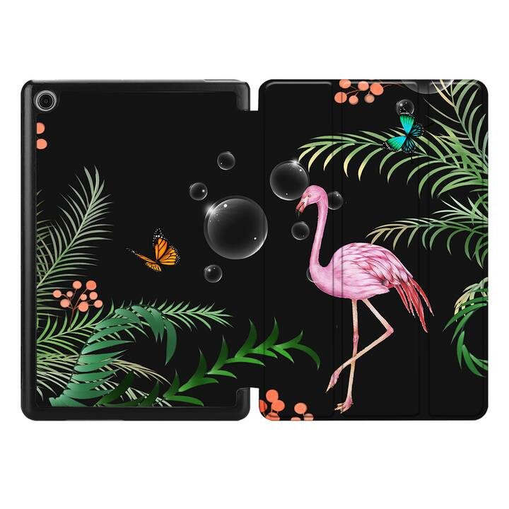 "EG MTT Coque pour HUAWEI MediaPad M5 / M5 Pro 10.8"" 2018 - flamingo"