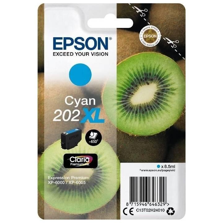 EPSON 202 XL Cyan