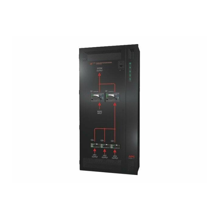 APC Parallel Maintenance Bypass Panel - switch di bypass
