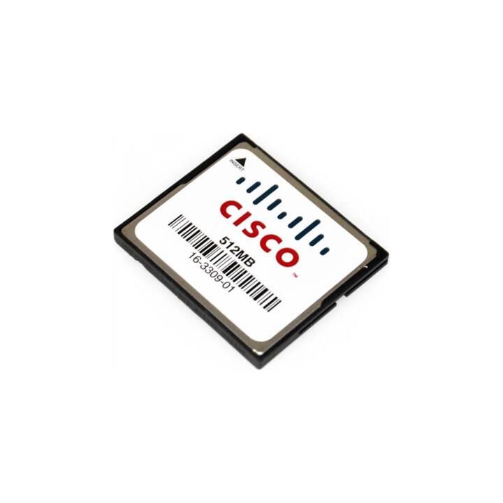 CISCO Compact Flash MEM-CF-512MB (512 MB)