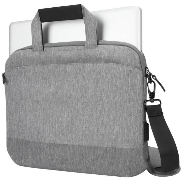 """Housse pour ordinateur portable TARGUS CityLite avec bandoulière 15.6 """" """" avec pochette pour ordinateur portable"""