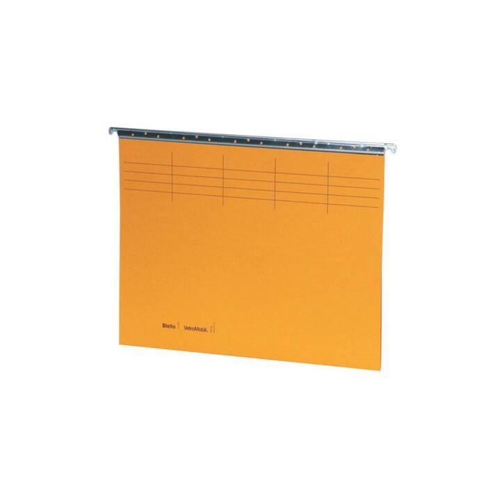 Cartella di sospensione BIELLA, A4, giallo