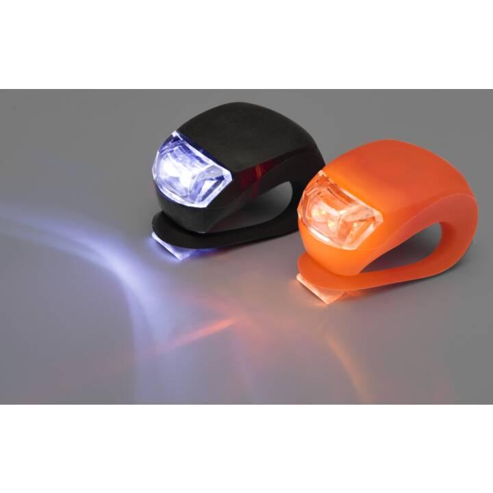 INTERTRONIC LED-Fahrradbeleuchtung