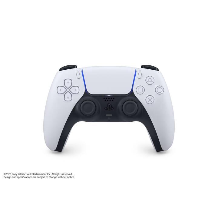 SONY PlayStation 5 DualSense Wireless-Controller (Weiss)