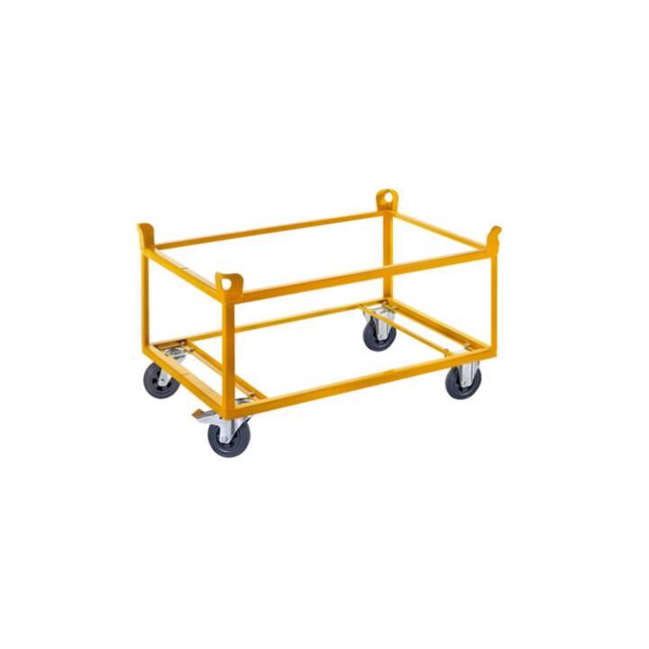 QUIPO Carello transporto & Ruolo per mobili (750 kg)