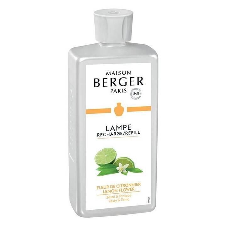 MAISON BERGER Huile essentielle Fleur de Citronnier (Agrume, 500 ml)