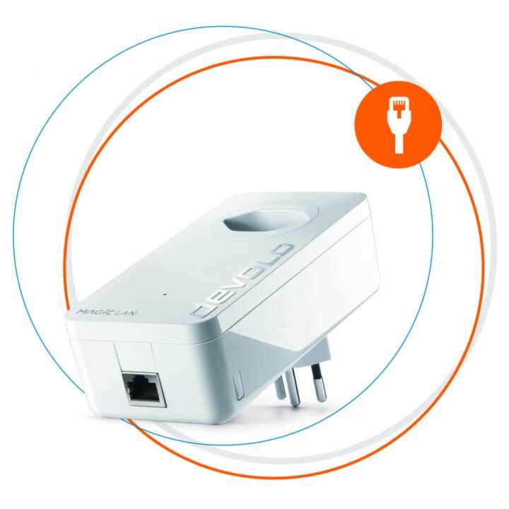 DEVOLO Magic 2 LAN Erweiterung 1-1-1 (2400 Mbit/s)