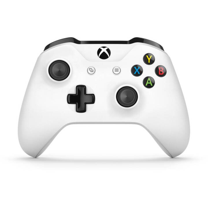 MICROSOFT Xbox One Controller (Weiss)