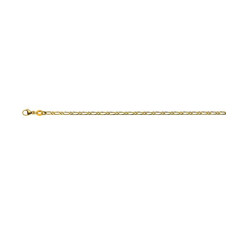 MUAU Cateninadacaviglia (750 Oro, 24 cm)