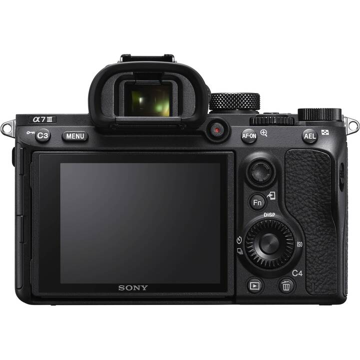 SONY Alpha a7 III + FE 24-240mm f /3.5-6.3 OSS Kit (24.2 MP, WLAN)