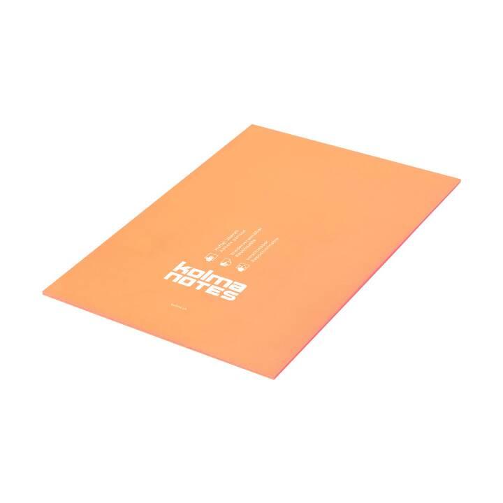 KOLMA Haftnotizen (210 mm x 29.7 cm, Orange)