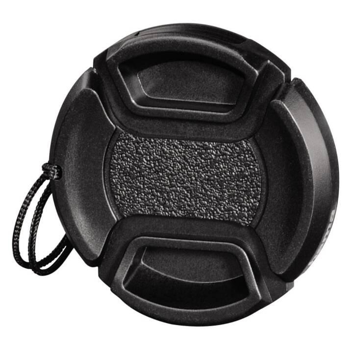 HAMA Bouchon d'objectif Smart-Snap, 40.5 mm, noir