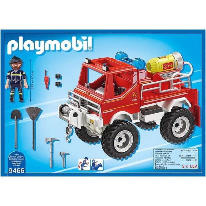 PLAYMOBIL Feuerwehr-Truck (9466)