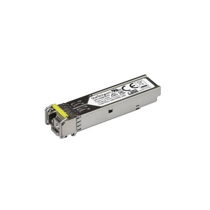 STARTECH.COM Modulo SFP 100BASE-BX (0.1 GB/s, Singlemode)