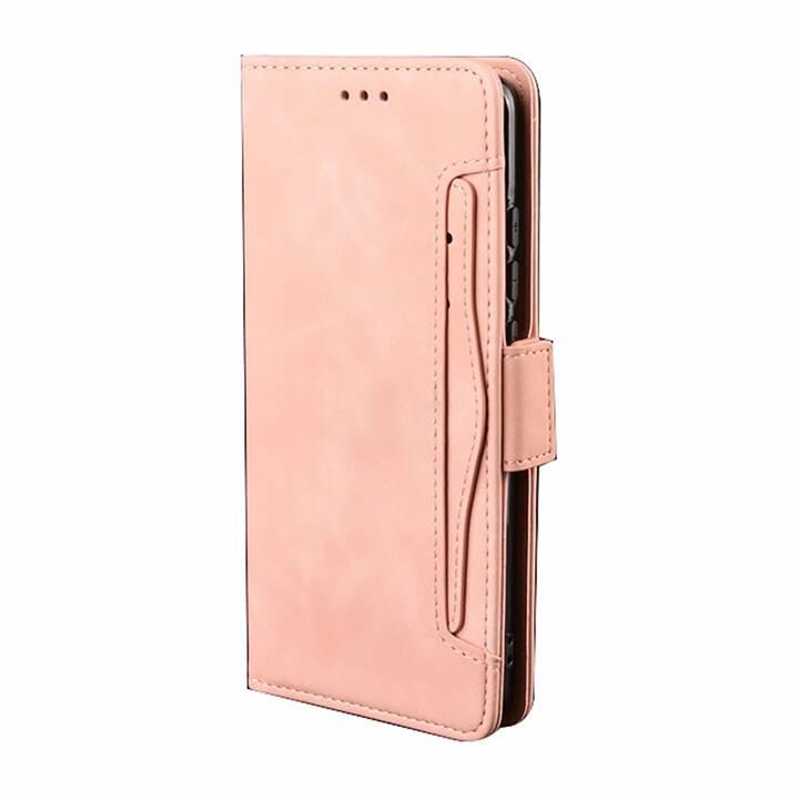 """EG MORNRISE Custodia a portafoglio per Samsung Galaxy A51 6.5"""" 2019 - Rosa"""