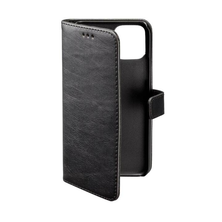 INTERTRONIC Flipcover Walletcase (iPhone 11 Pro, Schwarz)