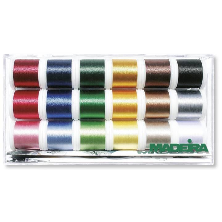Filo da ricamo MADEIRA Rayon 40 Multicolore