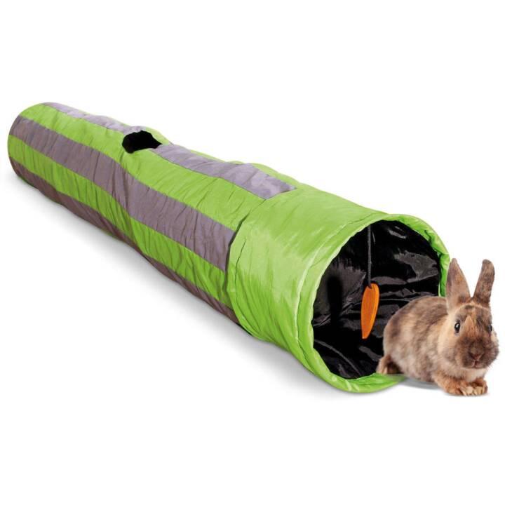 COPACABANA Tunnel di roditore BunnyFun M (Coniglio , 20 cm x 130 cm x 20 cm)