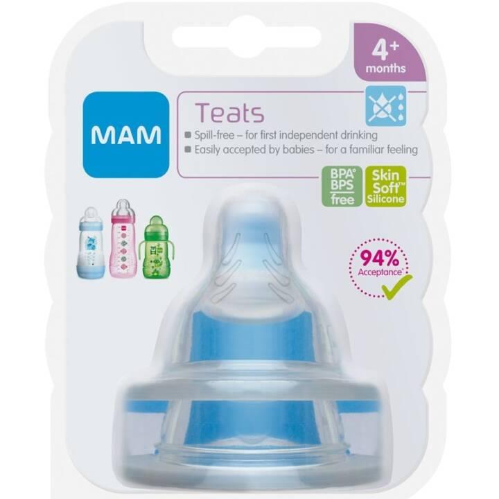 MAM Babyflasche Sauger (4+)