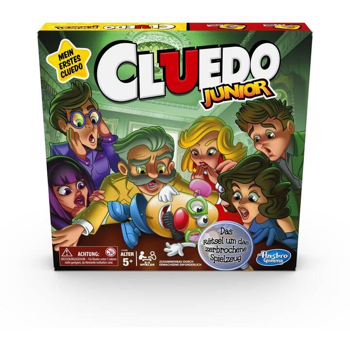 HASBRO GAMING Cluedo Junior Jeu d'esprit et devinettes