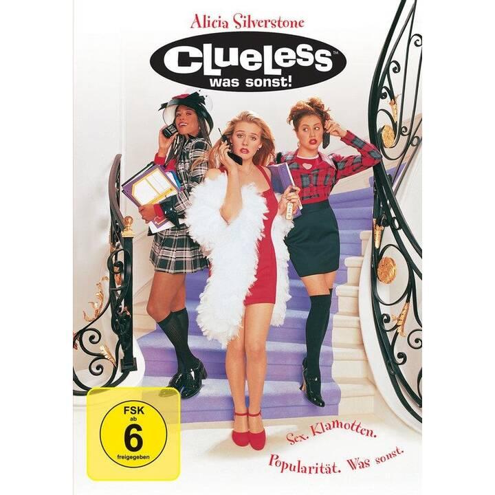 Clueless (IT, ES, DE, EN, FR, CS, HU)