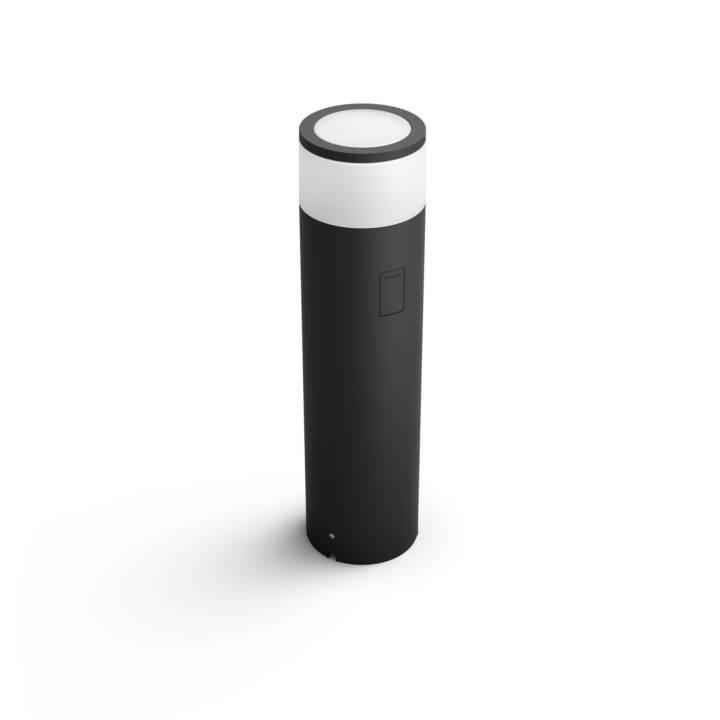 PHILIPS Hue Calla (LED incorporé, 8.0 W, Noir)