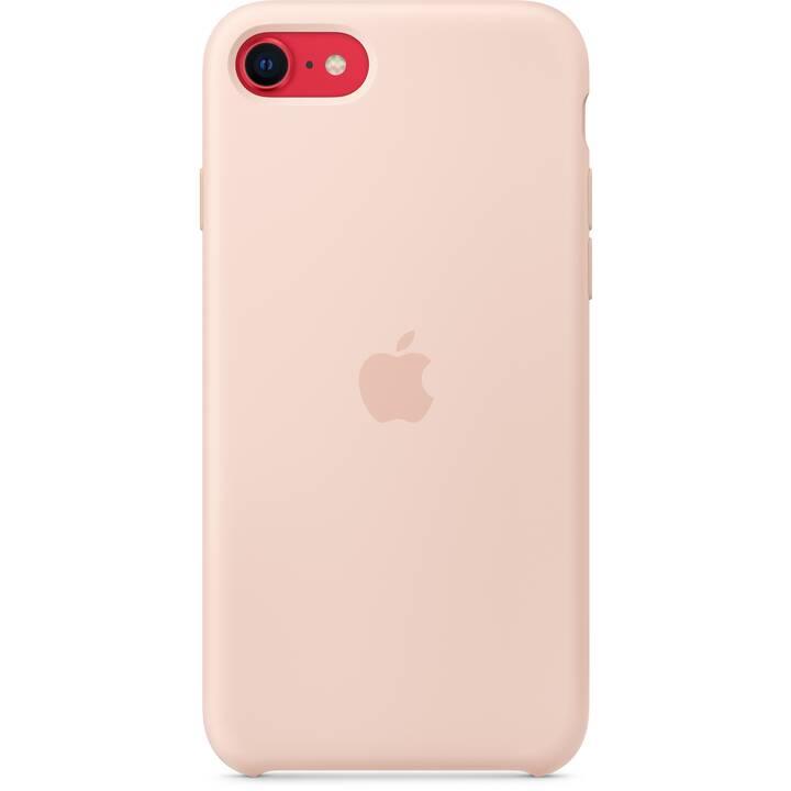 APPLE Backcover MXYK2ZM/A (iPhone SE, Sand, Pink)