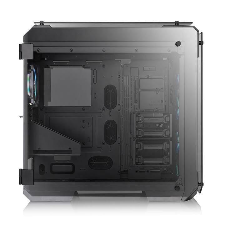 THERMALTAKE TECHNOLOGY View 71 TG RGB Plus Edition RGB Plus Edition (Big Tower)