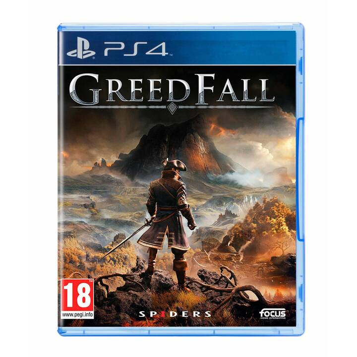 Greed Fall (DE, EN)